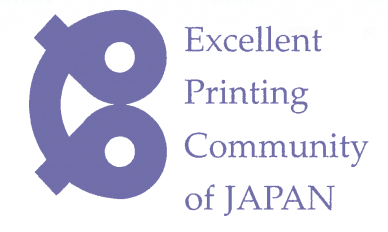 Excellent Printing Community of JAPAN ロゴ
